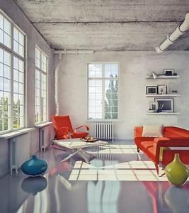 Industrieboden Im Wohnbereich : budowaplus pl modne mieszkanie w fabryce czyli jak urz dzi loft ~ Orissabook.com Haus und Dekorationen