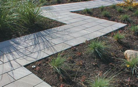 modern concrete pavers broadmour pavers for clean modern look walkways pinterest