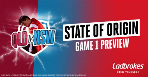 2020 State Of Origin Game 1 Preview - Ladbrokes Blog