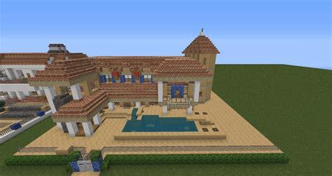 Moderne Häuser Technik by Moderne Villa Mit Redstone Technik Minecraft Project Avec