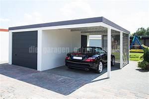 Carport Und Garage : die garagen carport profis kombinationen garage carport ~ Indierocktalk.com Haus und Dekorationen