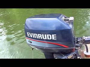 Camo Jon With Evinrude 6 Hp