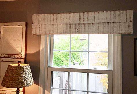 Wood Cornices Custom Window Treatment Rustic Pertaining To