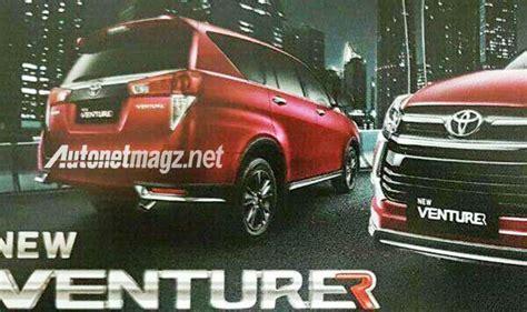 Toyota Venturer Photo by New Toyota Innova Crysta Venturer Variant Images Leaked