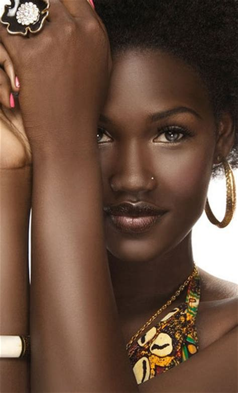 most beautiful black
