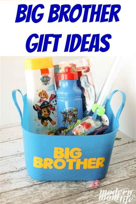 big brother gift ideas   easily  modern mom life