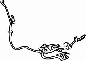 Chevrolet Camaro Power Seat Wiring Harness