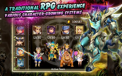 legend of roland rpg android apps on play