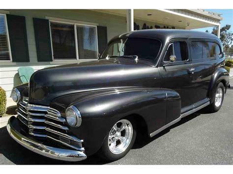 1947 Chevrolet Sedan Delivery For Sale Classiccarscom