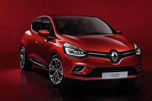 Clio Rouge : renault clio facelift during its fourth gen car journalism ~ Gottalentnigeria.com Avis de Voitures