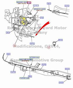 New Oem Parking Brake Control Pedal E450 Esd F250 F350
