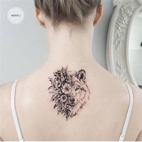 la signification et l histoire du tatouage loup