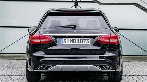 Mercedes C450 Pricing by Mercedes Amg C43 Sedan Estate Pricing Announced For Uk