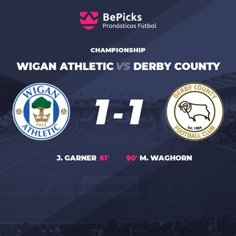Wigan Athletic vs Derby County - Predictions, preview and ...