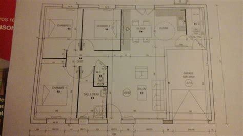 plan maison 3 chambres photo intérieur de la maison le masson t5 bis plain pied