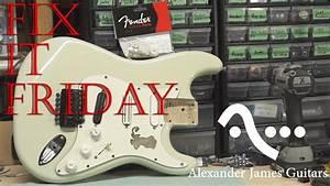 Fender Tbx Tone Control Install