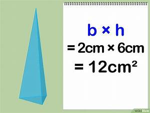 Pyramide Oberfläche Berechnen : die oberfl che einer pyramide berechnen wikihow ~ Themetempest.com Abrechnung