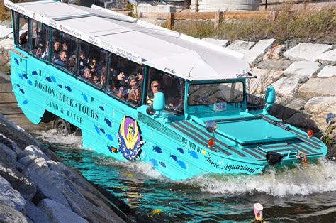 Duck Boat Tours Boston Prudential Center by Boston Duck Tours Boston A List