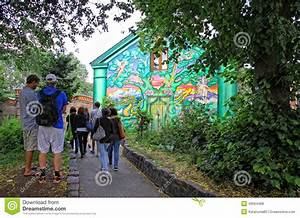 Christiania - Self-proclaimed Autonomous Neighbourhood In ...