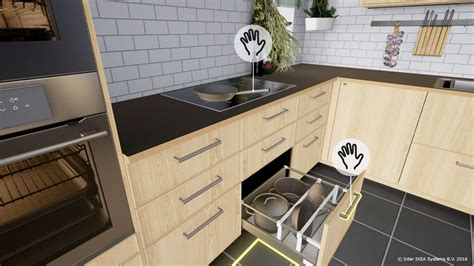 ikea brings kitchen design  virtual reality vrscout
