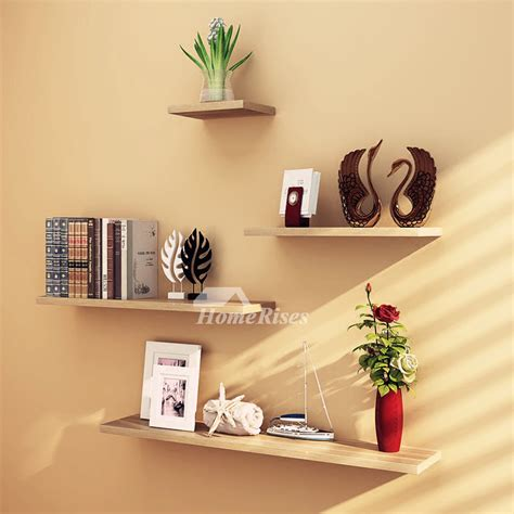 Wall Shelves And Ledges by Modern White Decorative Wooden Wall Shelves And Ledges