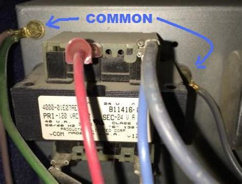 furnace common wire doityourselfcom community forums