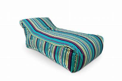 Daybed Lounge Smoothy Stripes Liege Sitzsack Sitzsackfabrik