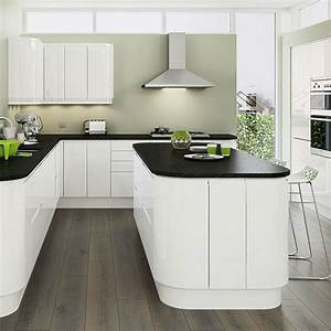 White kitchens white kitchen cabinets units magnet for Kitchen cabinet trends 2018 combined with magnetic sticker