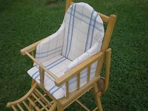 Housse Pour Chaise : housse de coussin pour chaise haute photo de enfants textile le torchon en cavale ~ Teatrodelosmanantiales.com Idées de Décoration