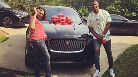 texans qb deshaun watson buys mother  jaguar