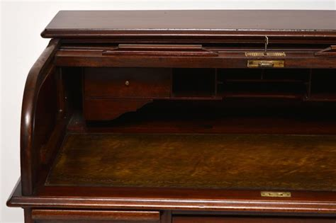 antique mahogany roll top desk antique mahogany roll top desk at 1stdibs