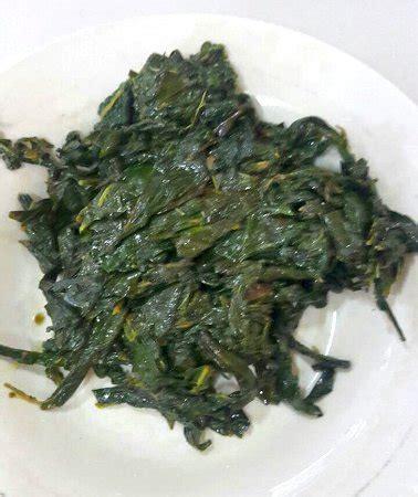 cuisine bu bu mus padangnese cuisine bandung restaurant reviews