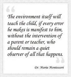 Montessori Quot... Cultural Studies Quotes