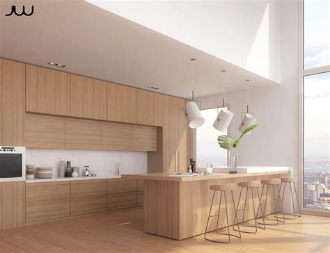 Modern : 50 Modern Kitchen Designs That Use Unconventional Geometry