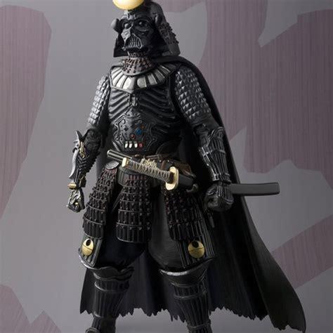 affiche chambre garcon figurine samouraï vador wars