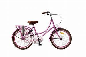 Hollandrad 20 Zoll : 20 zoll hollandrad rosa mit blumen fahrrad ass ~ Jslefanu.com Haus und Dekorationen