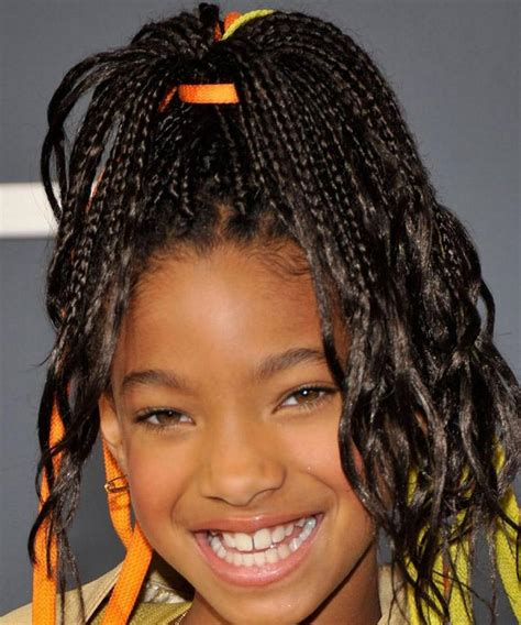 cute braided hairstyles for african american girls pictures of african american braid hairstyles for girls