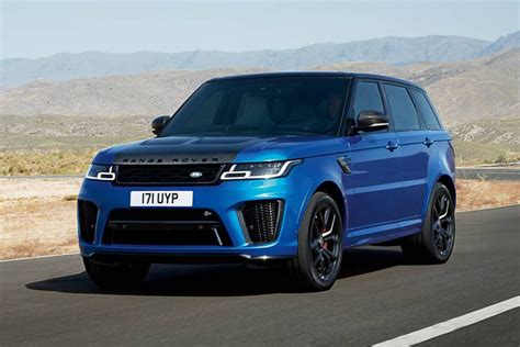 2018 Range Rover Sport Announced