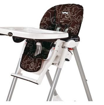 housse de chaise haute bebe housse de chaise haute peg perego savana cacao les bébés