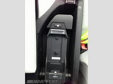 BMW iPhone 5 SnapIn Adapter Cradle Now Available