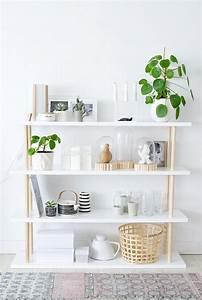 Scandinavian Design Möbel : s i n n e n r a u s c h m bel selber bauen regal im skandinavischen design black white wood ~ Sanjose-hotels-ca.com Haus und Dekorationen