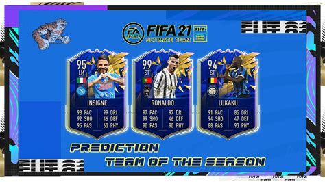 Serie a electronic leagues football table standings fixtures results live scores schedule teams live stream matches results today streaming 777score.com. Serie A Tots Fifa 21 - Fifa 21 Tots Event Team Of The Season Zeitplan Ligen Predictions : We are ...