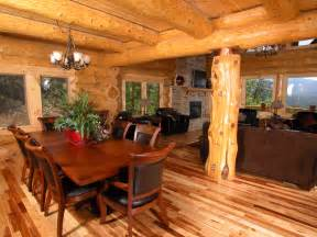 log home interiors viewing gallery
