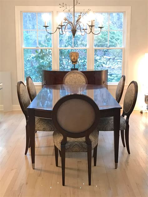 ethan allen dining room chairs ethan allen dining room furniture for sale at watercress