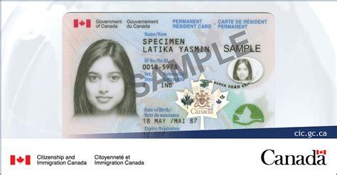 permanent resident form canada pr card renewal jp immigration