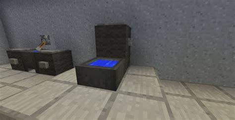 modern bathroom minecraft map
