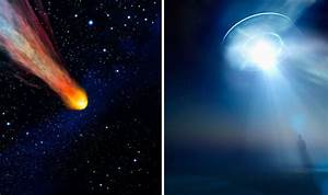 Was Michigan Meteor Really A Ufo Or Missile  Shock Claims