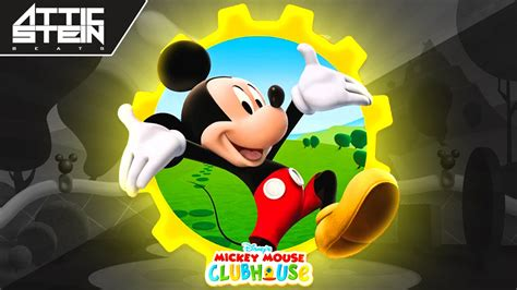 Mickey Mouse Clubhouse Theme Song Remix [prod. By Attic