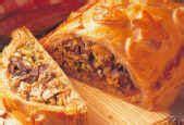 poisson en croute pate feuilletee coulibiac de saumon en cro 251 te avec riz parfum 233 les plats de poissons