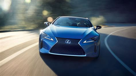 Lc Hd Picture by The All New Lexus Lc Structural Blue Edition Lexus Uk